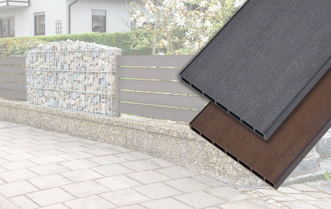NEW IN THE OFFER – HORIZONTAL FENCE BOARD