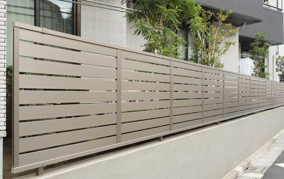 deski kompozytowe na ogrodzenie