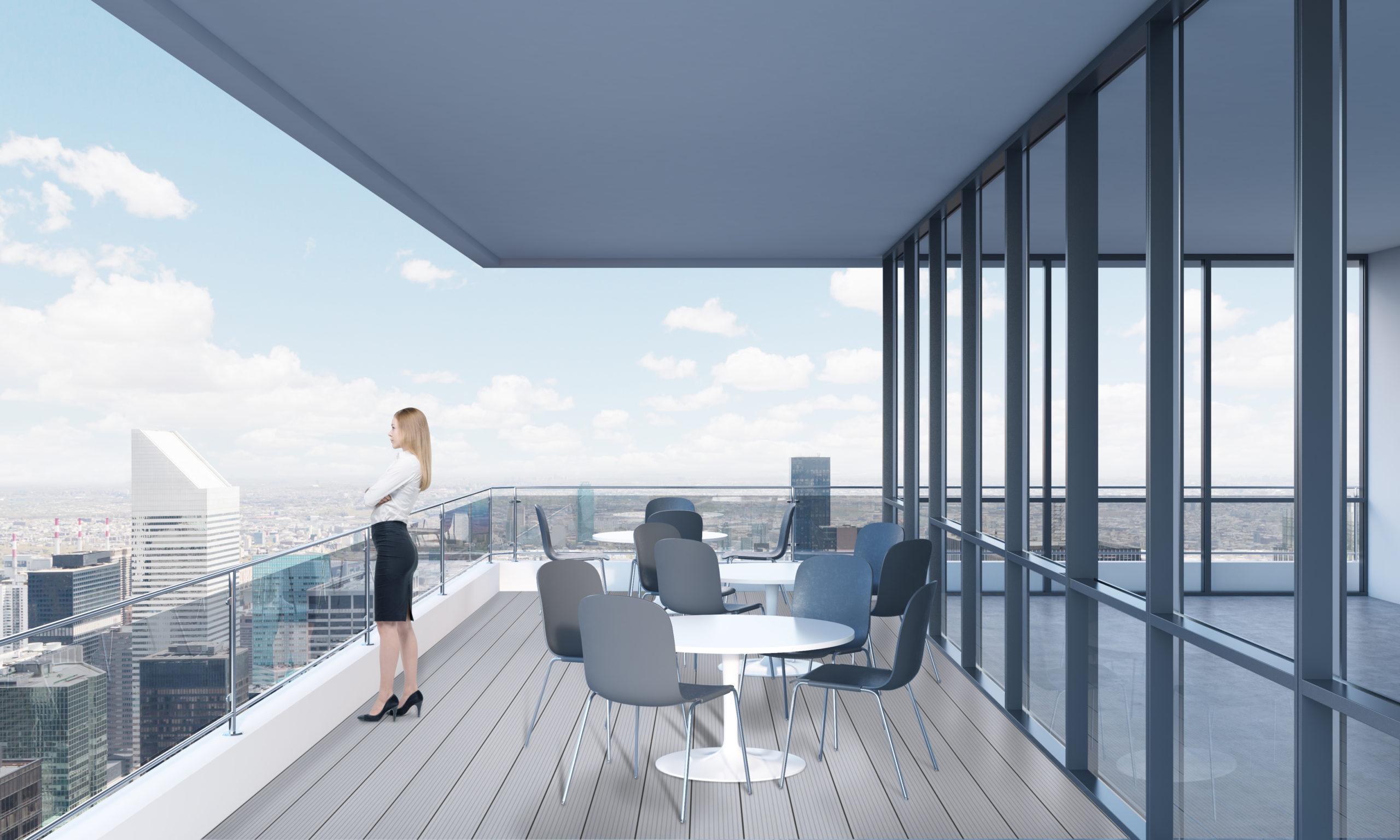 deski tarasowe - podrasuj swój balkon